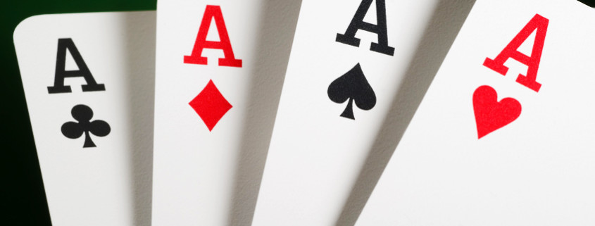 Four Of A Kind, Aces
