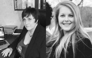 Marie -Christel Helloin & Ane Lafay